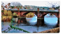Click on Bridges of Scotland Checkbook Cover For More Details