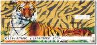 Click on Tiger Personal Checks For More Details