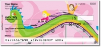 Click on Amusement Park Ride Personal Checks For More Details
