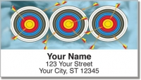 Click on Archery Address Labels For More Details