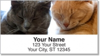 Click on Pet Cat Address Labels For More Details