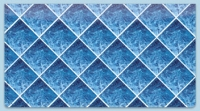 Click on Blue Marble Tile Checkbook Cover For More Details