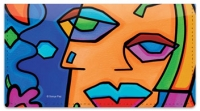 Click on Cubist Gal Pal Checkbook Cover For More Details