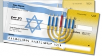 Click on Jewish Tradition Side Tear Personal Checks For More Details