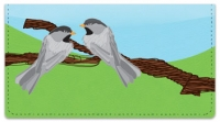 Click on Black-Capped Chickadee Checkbook Cover For More Details