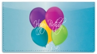 Click on Birthday Checkbook Cover For More Details