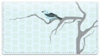 Click on Birds on Branches Checkbook Cover For More Details