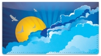 Click on Birds in Flight Checkbook Cover For More Details