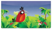 Click on Bird Paradise Checkbook Cover For More Details