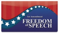 Click on Bill of Rights Checkbook Cover For More Details