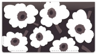 Click on Big Floral Checkbook Cover For More Details