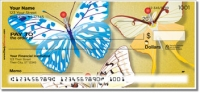 Click on Butterfly Collection Personal Checks For More Details