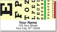 Click on Optometry Address Labels For More Details