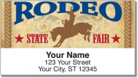 Click on Rodeo Address Labels For More Details