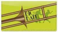 Click on Big Band Checkbook Cover For More Details