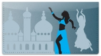 Click on Belly Dancing Checkbook Cover For More Details