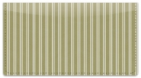 Click on Beige Pinstripe Checkbook Cover For More Details