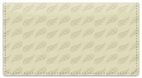 Click on Beige Beauty Checkbook Cover For More Details