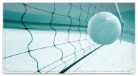 Click on Beach Volleyball Checkbook Cover For More Details