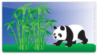 Click on Bamboo Checkbook Cover For More Details