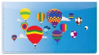 Click on Balloon Ride Checkbook Cover For More Details