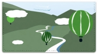 Click on Balloon Race Checkbook Cover For More Details