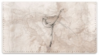 Click on Ballerina Checkbook Cover For More Details