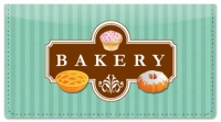 Click on Bakery Checkbook Cover For More Details
