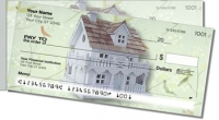 Click on Fancy Birdhouse Side Tear Personal Checks For More Details