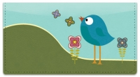 Click on Baby Bluebird Checkbook Cover For More Details