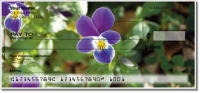 Click on Vivid Violet Personal Checks For More Details