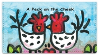 Click on Womack Chicken Checkbook Cover For More Details