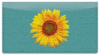 Click on Artistic Sunflower Checkbook Cover For More Details