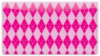 Click on Argyle Checkbook Cover For More Details
