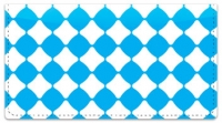Click on Aqua Blue Bead Checkbook Cover For More Details