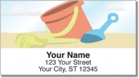 Click on Fun on the Beach Address Labels For More Details