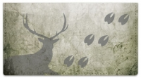 Click on Animal Track Checkbook Cover For More Details
