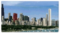 Click on American Skyline Checkbook Cover For More Details