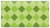 Click on Almost Argyle Checkbook Cover For More Details