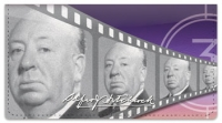 Click on Alfred Hitchcock Checkbook Cover For More Details