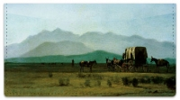 Click on Albert Bierstadt Checkbook Cover For More Details