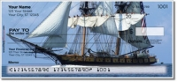 Click on Tall Ship Personal Checks For More Details