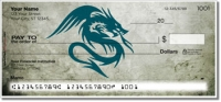 Click on Dragon Tattoo Personal Checks For More Details