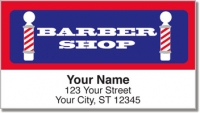 Click on Barbershop Address Labels For More Details