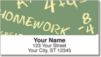 Click on School Teacher Address Labels For More Details