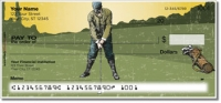 Click on Vintage Golf Personal Checks For More Details