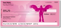 Click on Sexy Angel Personal Checks For More Details