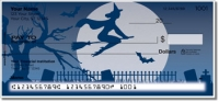 Click on Halloween Witch Personal Checks For More Details