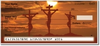 Click on Calvary Cross Personal Checks For More Details