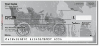 Click on Antique Automobile Personal Checks For More Details